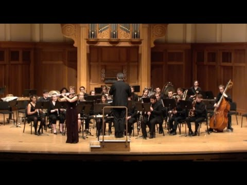 Lawrence University Wind Ensemble - May 21, 2016