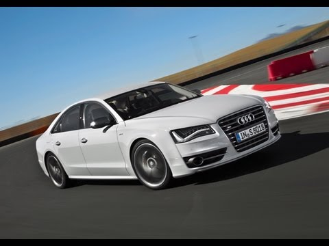 2013 Audi S8 Overview - Luxurious Sportiness