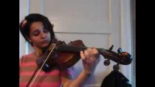 Fog al Nakhal - فوق النخل - Violin Cover
