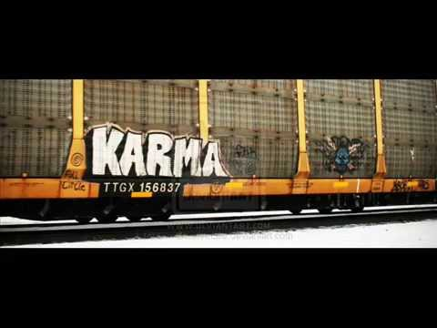 Karma Train - Wap Bam Boogie (original Mix) video