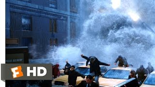Video clip The Day After Tomorrow (2/5) Movie CLIP - Super-Sized Tsunami (2004) HD
