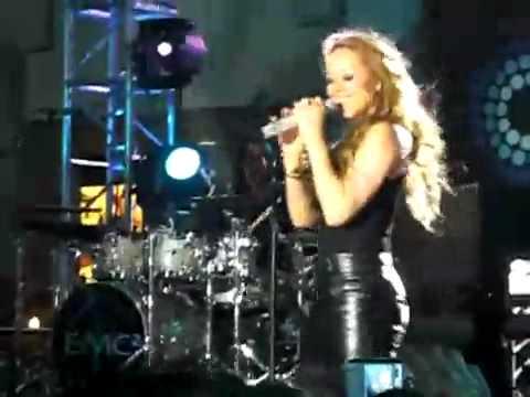 Mariah Carey / I'm That Chick ( Live - Jimmy Kimmel 2008 )