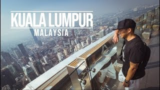 KUALA LUMPUR - THE BEST PLACES TO VISIT│MALAYSIA