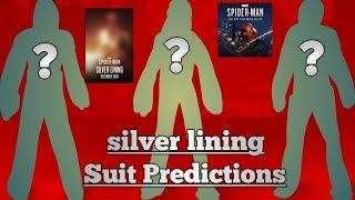 Spiderman ps4 suit predictions
