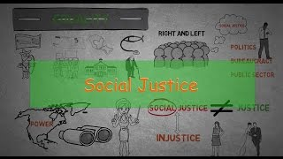 What is Social Justice? Animated Video