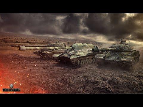 Стрим: ИС-7 vs ИС-4. Какой танк актуальнее в рандоме?