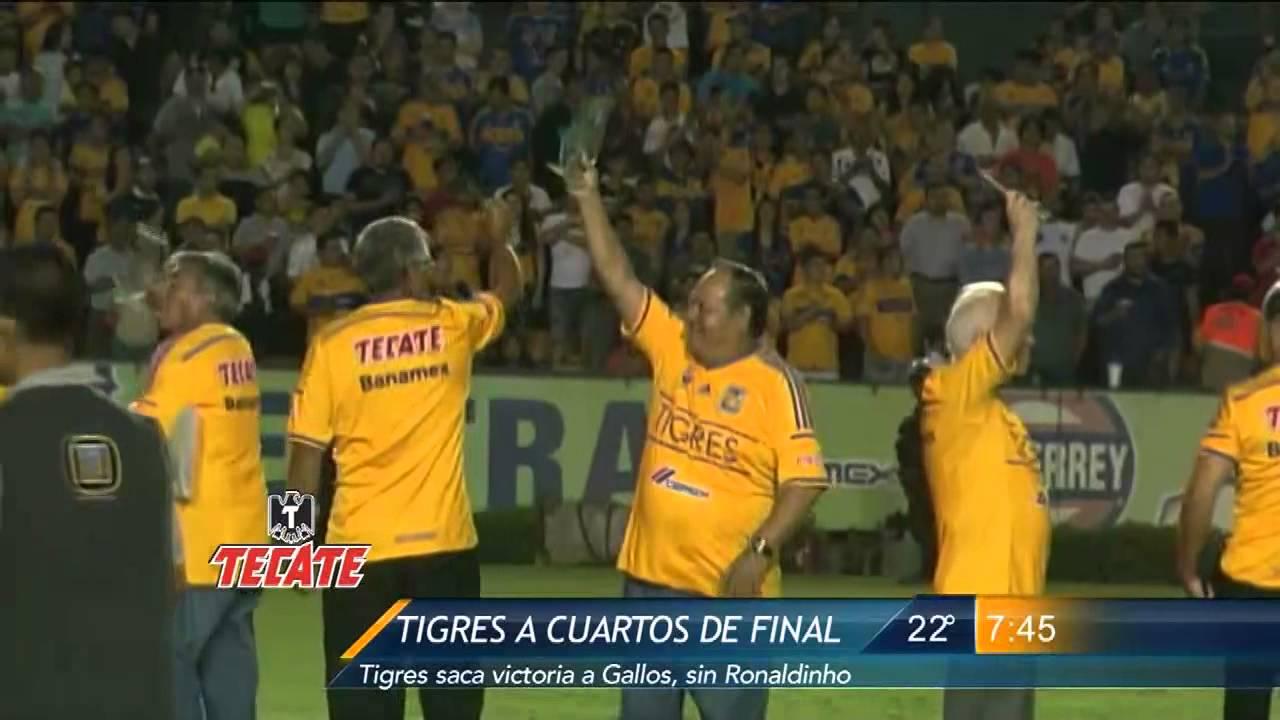 Tigres UANL 1-0 Queretaro FC
