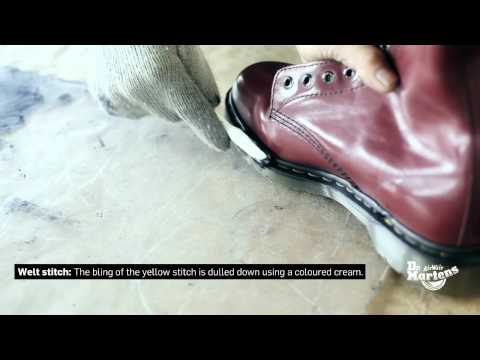 Dr. Martens - Broken In - The Process