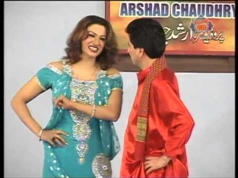 New Pakistani Punjabi Stage Drama 2014 video