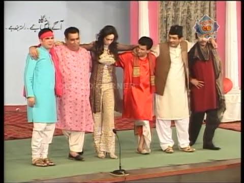 New Pakistani Punjabi Stage Drama 2014