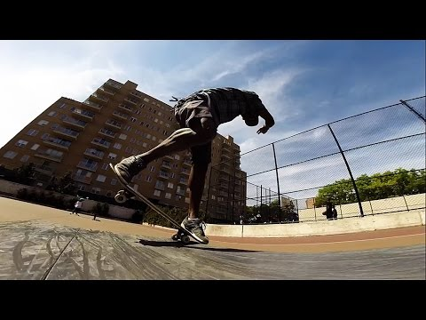 Skate All Cities - GoPro Vlog Series #028 / All Up In Your Grill