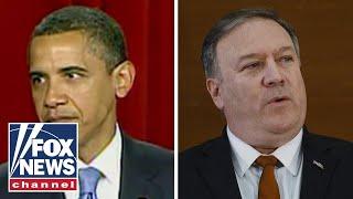 Pompeo slams Obama