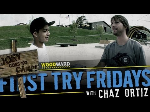 Chaz Ortiz - First Try Friday at Woodward