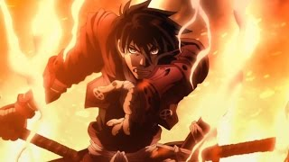 Drifters「AMV」Wild Thing
