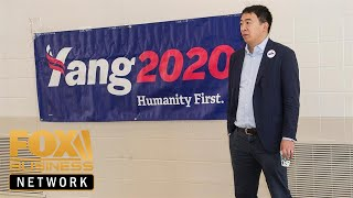 Elon Musk announces support for Andrew Yang