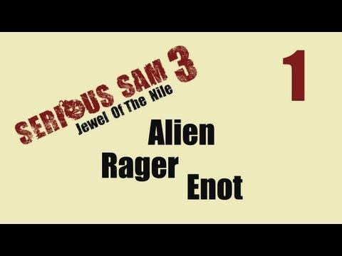 Serious Sam 3 DLC