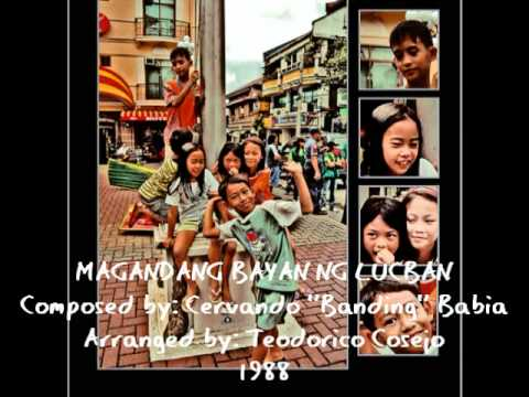 Songs and Composers of Lucban, Quezon