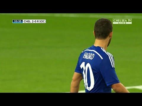 Eden Hazard vs Real Sociedad (Home) 14-15 By EdenHazard10i