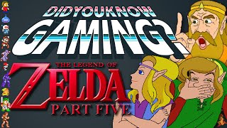 Zelda Part 5 - Did You Know Gaming? Feat. PeanutButterGamer
