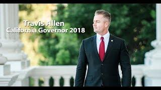 Travis Allen - California Governor 2018