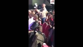 COMEDIAN SEYI D LAW AND USHE BEE BEST PERFORMANCE AT FUNNYBONE SHOW IN LONDON 2017