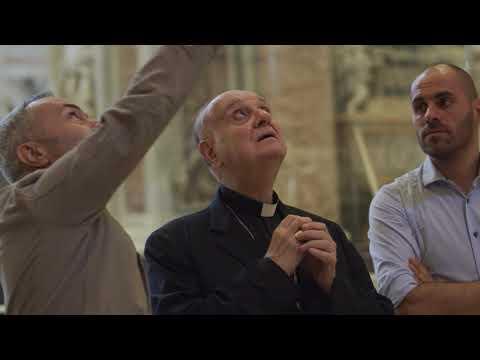 Nuova illuminazione della Pietà di Michelangelo nella Basilica di San Pietro