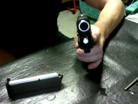Ruger P345 Disassembly