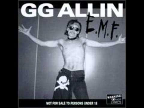 Gg Allin - I Wanna Rape You