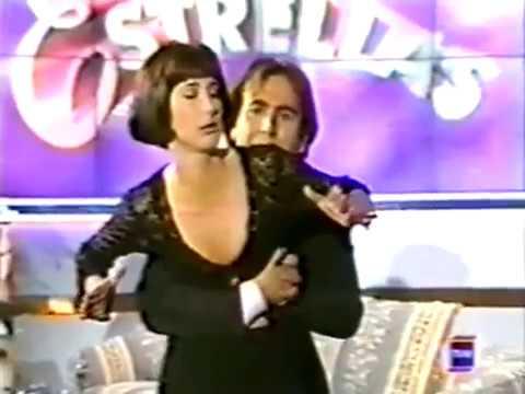 Carmen Janeiro Hipnotizada - Entrevista bajo hipnosis, estatua y catalepsia