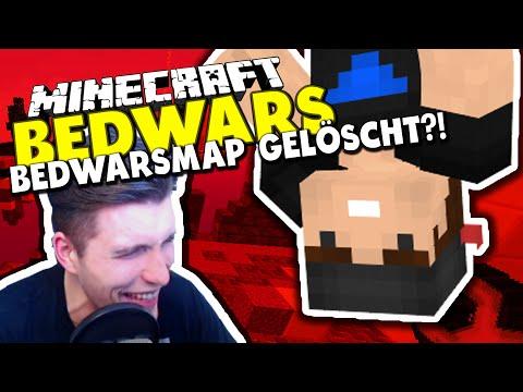LACHFLASH WEGEN DUMMKOPF TOD & GELÖSCHTE BEDWARS MAPS?! ✪ Minecraft Bedwars Woche Tag 87 mit Peterle