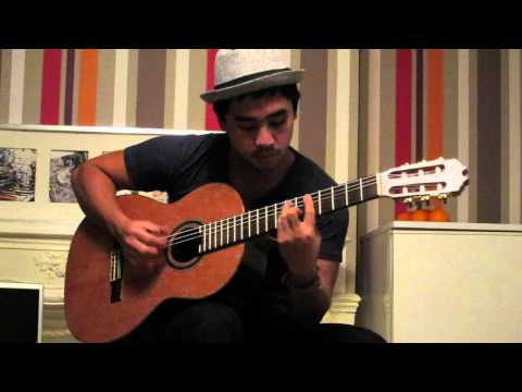 (Gotye) Somebody That I Used To Know Guitar Remix (Romeo Cabrera) Music Videos