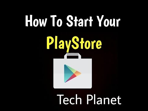 How To Start Playstore If Closed Due To Freedom