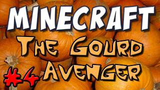 Minecraft - Gourd Avenger Part 4 [Custom Map]