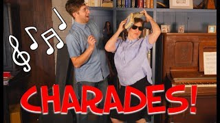 Charades! With Chad | Mayim Bialik