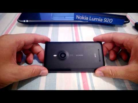 Review Nokia Lumia 925 Portugues Brasil