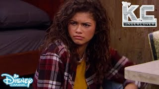 K.C Undercover | Sheena Attacks! | Official Disney Channel Africa