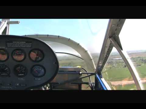 Rans S12 demo flight