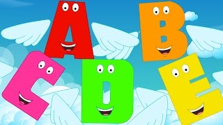 Five Little Alphabets | Five Little Series By Kids Baby Club