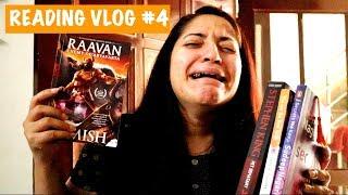 Reading Raavan, Pet Sematary & Sudeep Nagarkar! | 4th Reading Vlog 2019