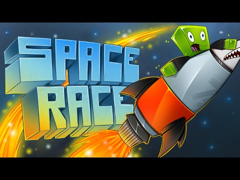 Minecraft - Space Race - To The Moon! [1]