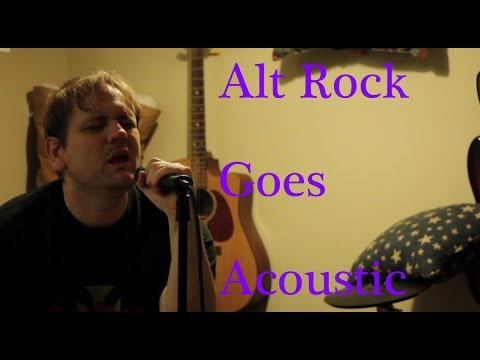 Alt Rock Goes Acoustic