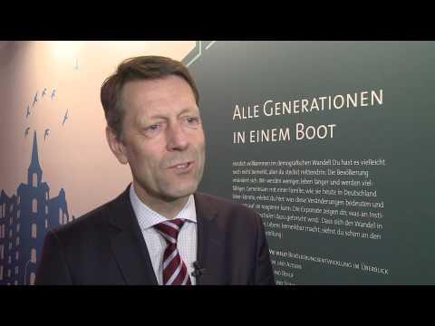 MS Wissenschaft 2013 Interview Staatssekretär Schütte