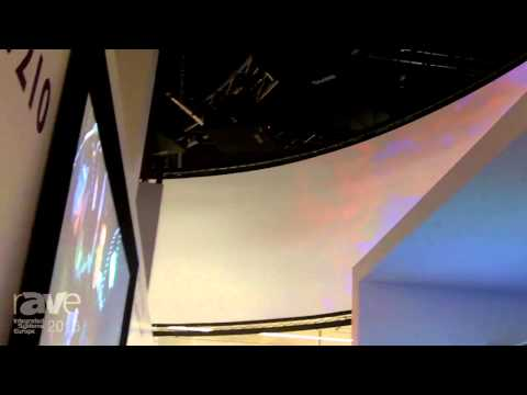 ISE 2015: BenQ Shows PX9710 Digital Projector for Large Venues with 7700 ANSI Lumens