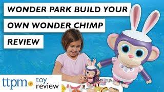 Wonder Park Build Your Own Wonder Chimp from Funrise