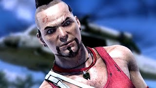 Video Game Trailers - Far Cry 3 'The Tyrant Hoyt' (Part of Story Cutscene)720p HD Quality
