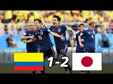 Piala Dunia 2018 (Full Game) Colombia vs Japan 12 ALL GOL & HIGHLIGHT 19/06/2018
