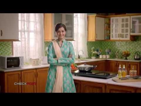 Homage Induction Cooker TV Commercial