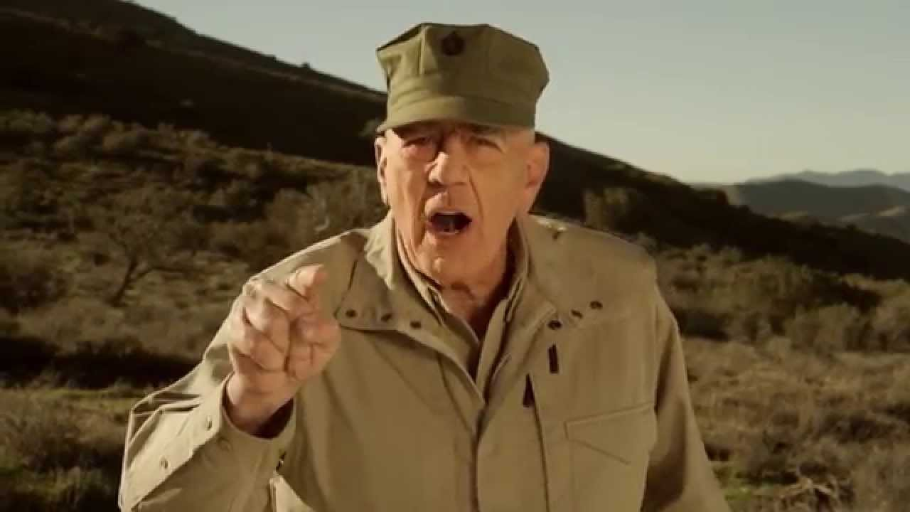R Lee Ermey Tattoo It s GunnyTime with R  Lee