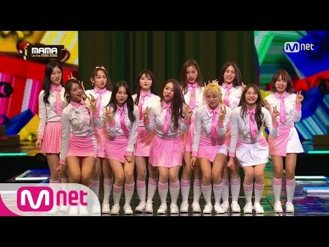 download lagu 2016 MAMA I.O.I - PICK ME + Very Very Ve gratis