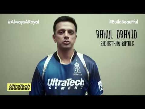 Rahul Dravid's #BuildBeautiful Moments with Rajasthan Royals